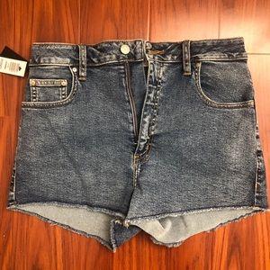 Aritzia Okinawa high waisted shorts